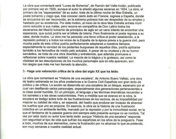 VALORACIÓN CRÍTICA. LUC. DE BOHEMIA, H. DE UNA ESCALERA 001